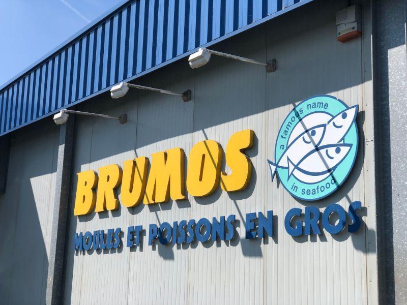 BRUMOS - visgroothandel